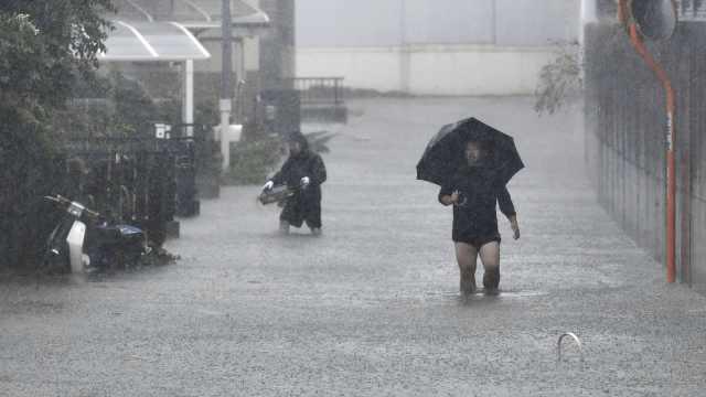日本台风致1死50余伤,中使馆提醒