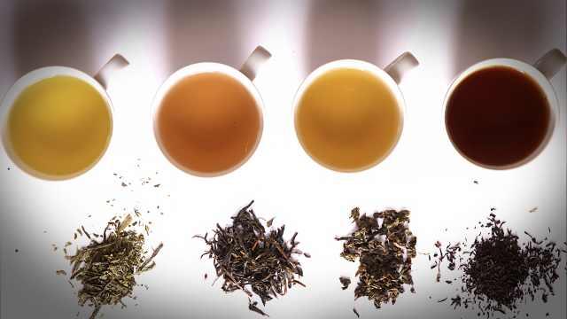 中国茶那么多种类,竟都是意外产物
