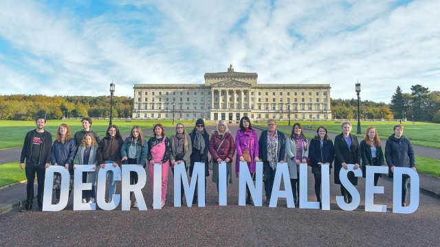北爱尔兰正式合法化堕胎和同性婚姻