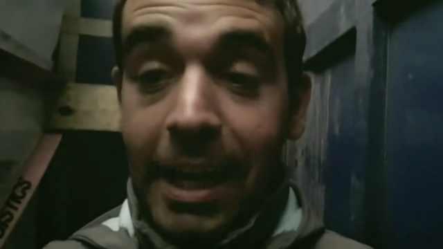 叙难民回忆:我藏货车冰柜里到英国