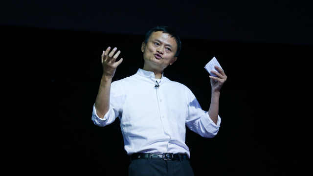 马云谈区块链:它不是赚钱的工具