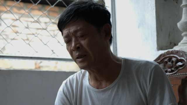越南父亲恐失爱女,哭诉女儿遗言