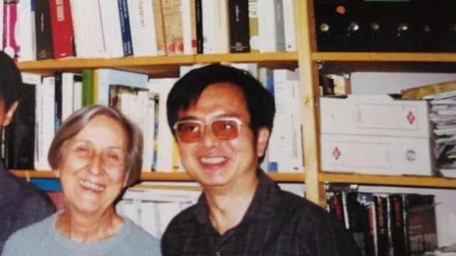 著名法语翻译家施康强先生逝世