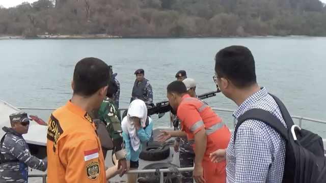 印尼搜救队:失踪中国游客有潜水证