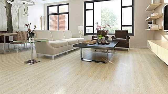 装修中实木地板和瓷砖哪个好?