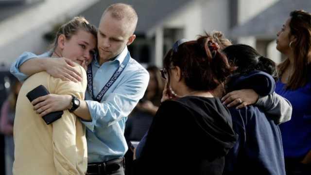 加州校园枪击案:射击5同学后自杀