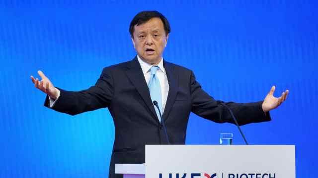 港交所总裁李小加:阿里不是救市的