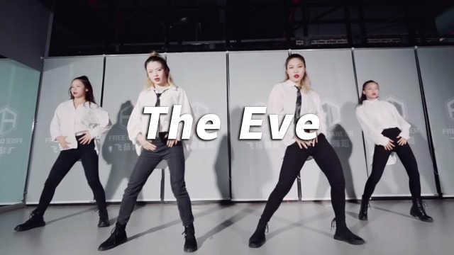 夏橙翻跳EXO《前夜》,帅气爆表