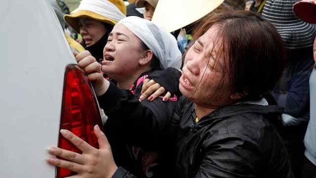 英货车案39名死者遗体全部回到越南