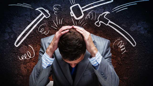 新研究解释压力并不等于抑郁