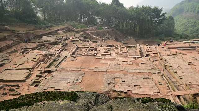 江津石佛寺遗址考古