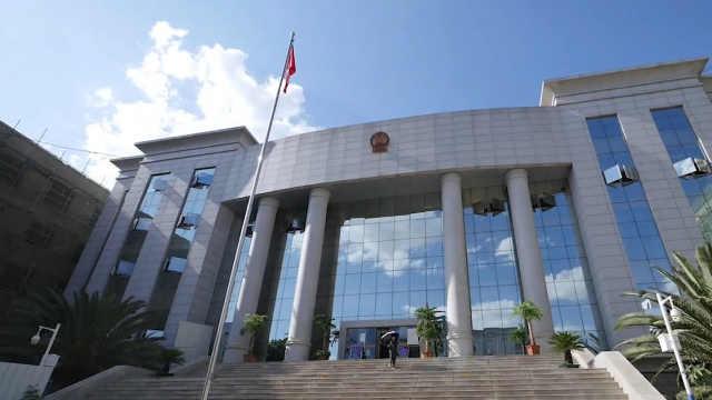 《炽热的法院情怀》宾川县人民法院