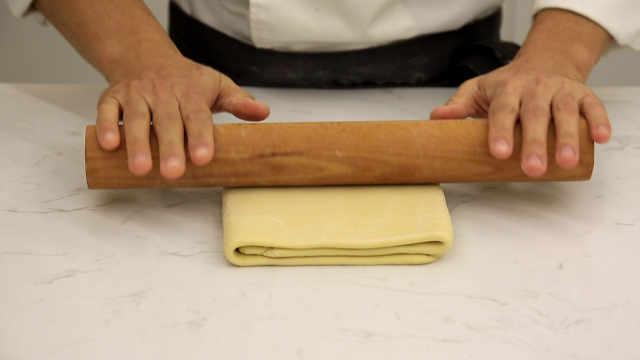 经典折叠派皮:适合冬天修炼的技法