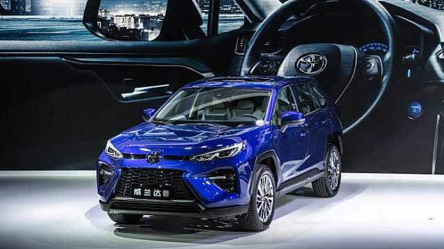 广汽丰田全新中型SUV威兰达解析