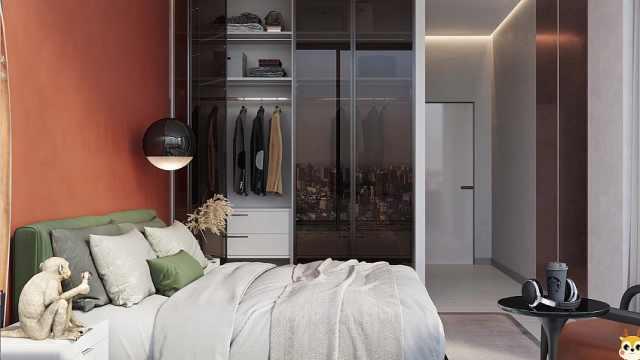 为什么玻璃衣柜越来越流行?