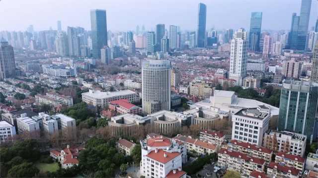 上海音乐学院师生合唱《我的祖国》