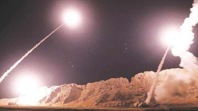 伊媒称袭击基地造成200多美军死伤