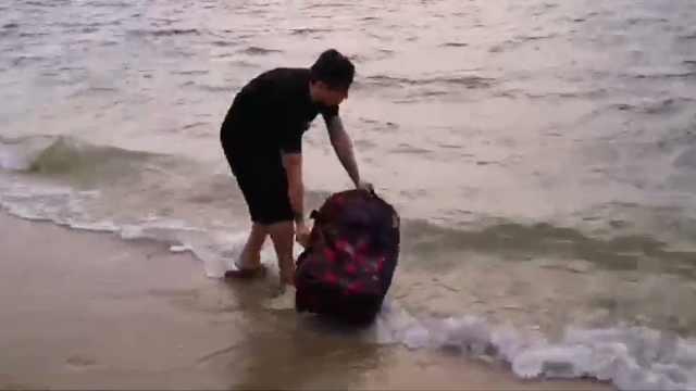 中国男子在泰国涉杀妻抛尸大海被捕