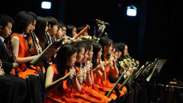 听青少年表演交响乐,该听些什么?