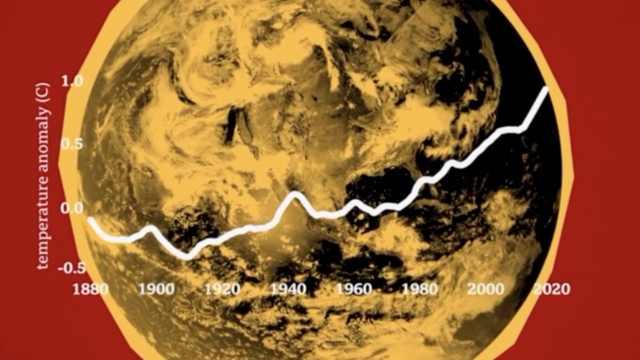 BBC短片详解:什么是气候变化?