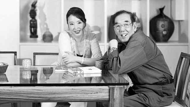 严歌苓:父亲是我的启蒙老师