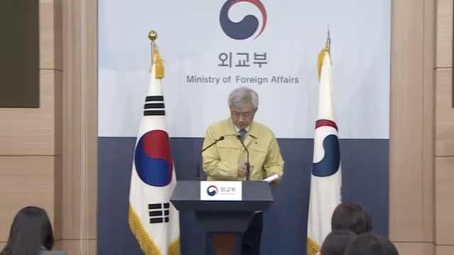 韩国将派包机撤侨,支援200万个口罩