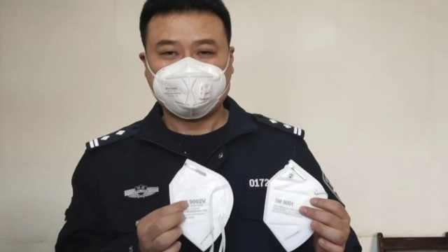 见口罩畅销,医药公司卖假货5人被抓