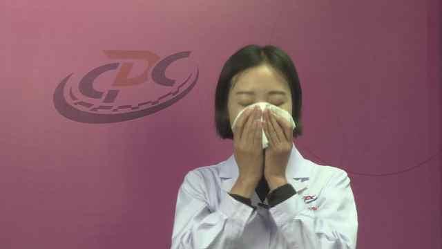 北京疾控中心提醒您:打喷嚏掩口鼻