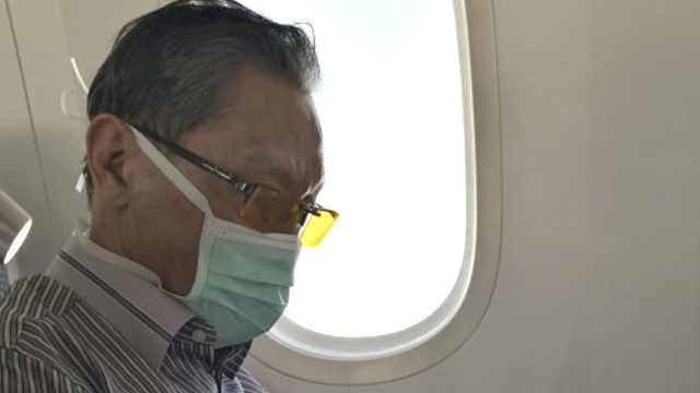 钟南山呼吁节约口罩:保护好可再用