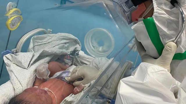 出生仅30小时!武汉一新生儿被确诊