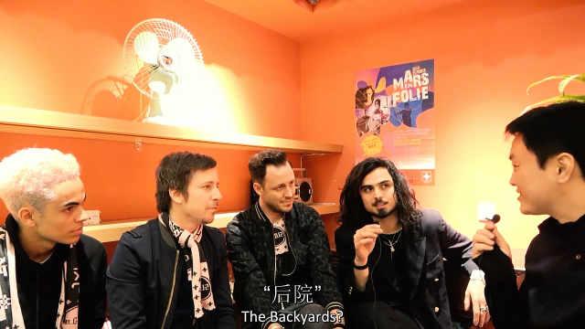 瑞士摇滚乐团斯蒂梵MV:《后院》