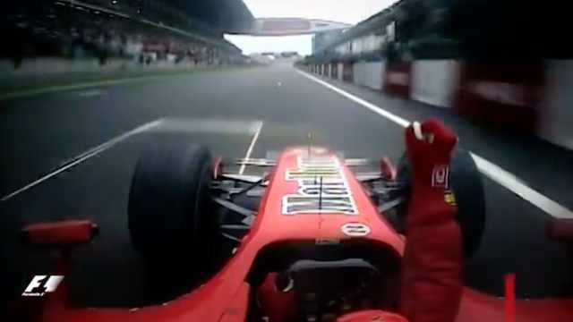 疫情过去再约!F1中国大奖赛推迟
