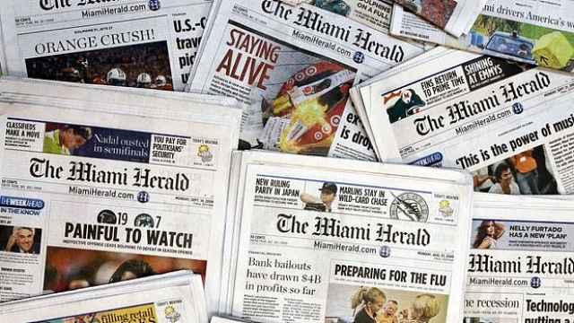 美国第二大报业集团申请破产保护