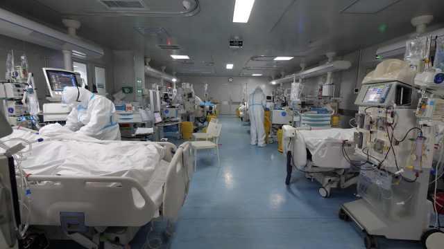 武汉医院招志愿理发:近万医护需要