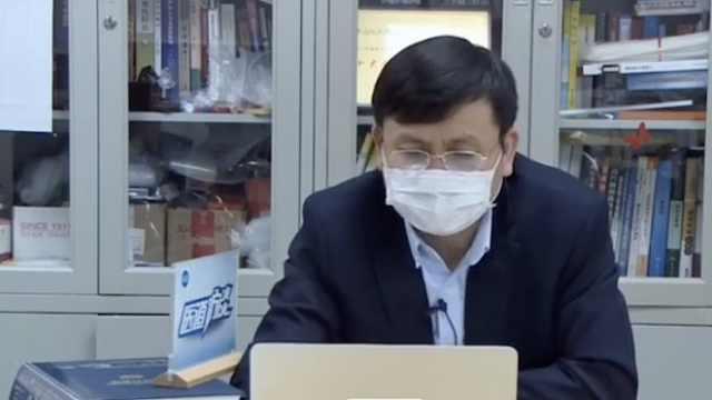 张文宏聊安全复工:防火防盗防同事