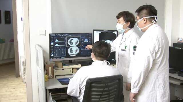 AI诊断新冠肺炎,10秒呈现病变范围