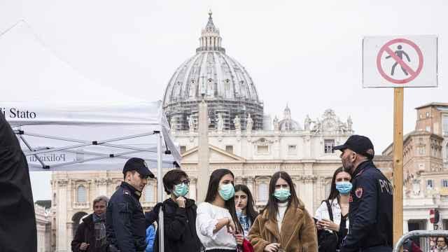 意大利计划全国范围禁止公共活动