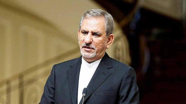 伊朗第一副总统确诊感染新冠肺炎