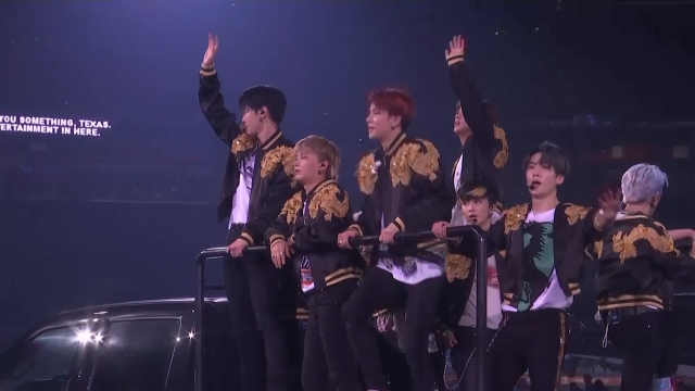 NCT127登上全美最大牛仔节,成首个出演的韩团