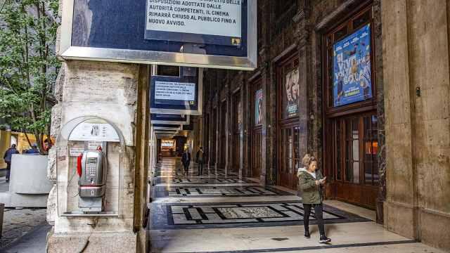 意大利将投入1.3亿欧元,帮助疫情下的电影戏剧产业