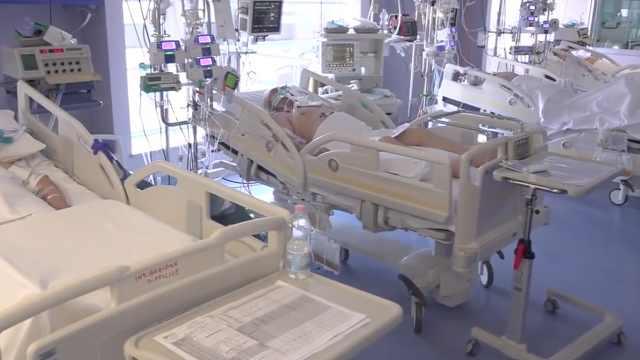 意大利重症病房:除一例好转外均死亡,高度感染病患无法隔离