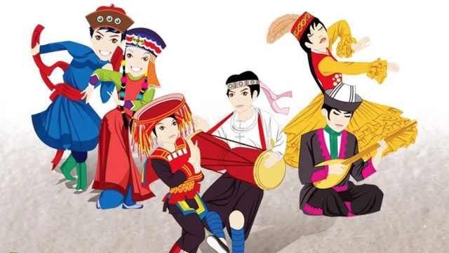 """传承非遗文化,桂雅路小学在线玩转创意""""三月三"""""""