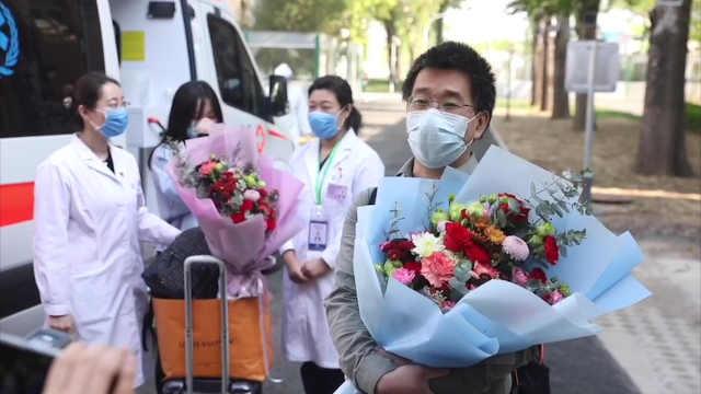 北京小汤山定点医院今天清零,患者:会好好活着