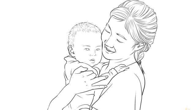 《廉政中国》之致爱母亲节