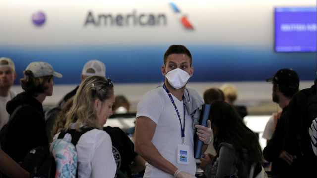 美国三大航空不得强制飞机上戴口罩,不戴口罩可以拒绝登机