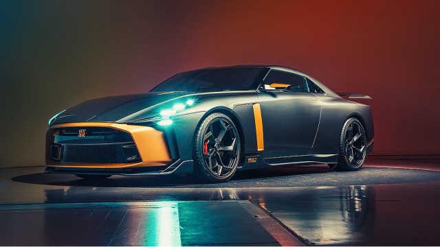 超跑杀手日产GT-R50限量生产,你能买得起吗?