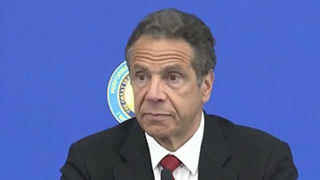 纽约州州长:戴口罩是社会责任,应成为我们的文化