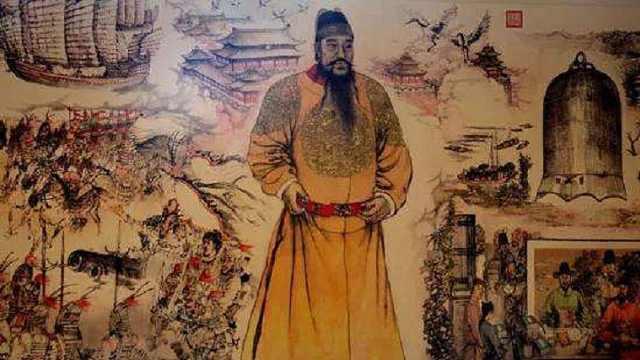 朱棣迁都北京城,为何因景山,把明朝北京城向南移了500米?