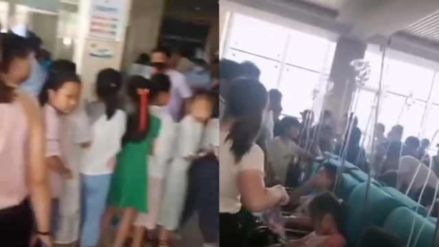 河南虞城多个学校学生餐后现不良反应:5名学生留院观察