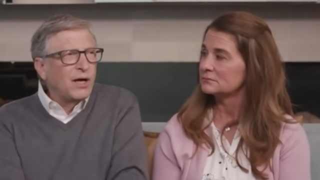 盖茨夫妇声援世卫组织:全球国家对美国失去了尊敬与信心